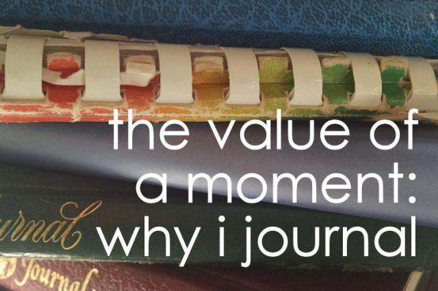 why-i-journal